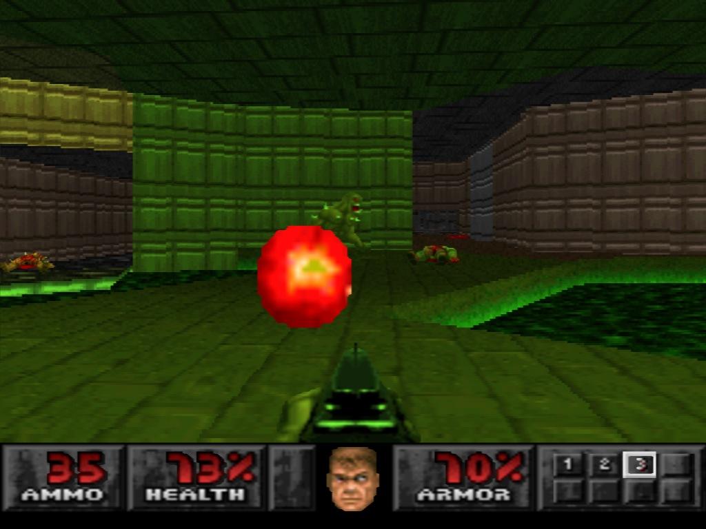 Doom [U] ISO < PSX ISOs   Emuparadise